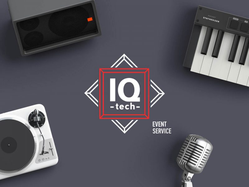 IQtech — техническая поддержка мероприятий