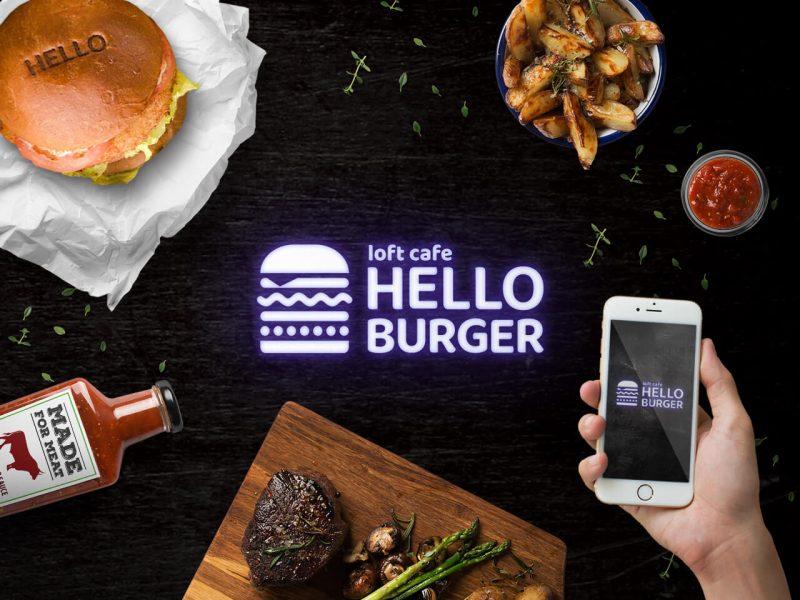 Мобильное приложение «Hello Burger»